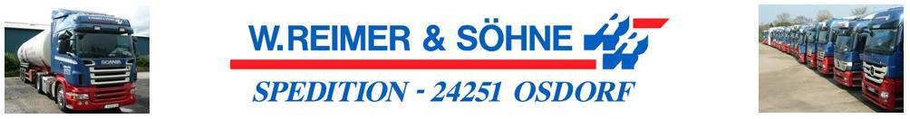 W.Reimer & Söhne Spedition